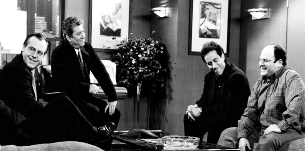 Seinfeld final episode