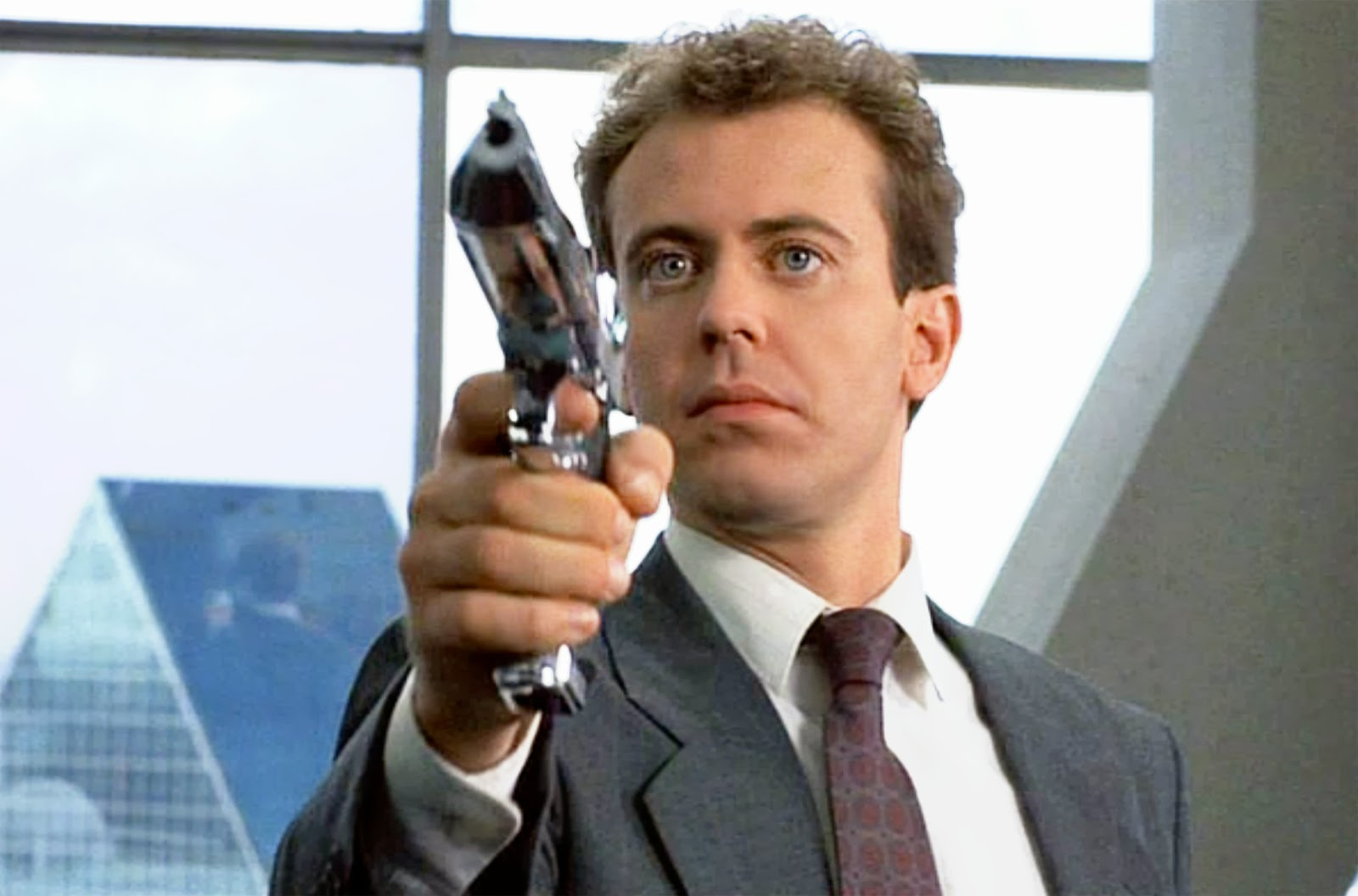 Kevin Page as Mr. Kinney in RoboCop