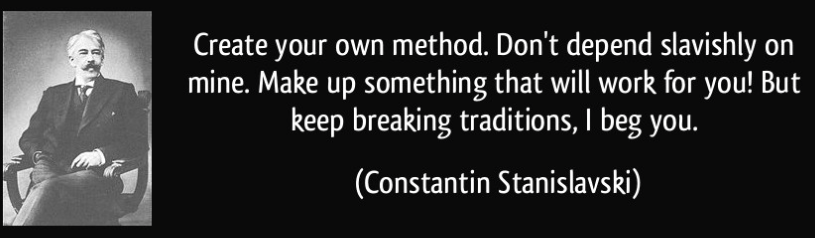 Stanislavsky quote