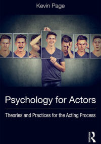 Purchase your copy of Psychology for Actors by clicking this photo.